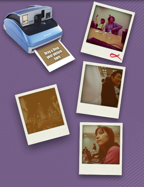 poladroid the easiest and funniest polaroid image maker